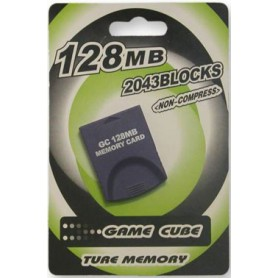 128 MB Memory for Nintendo Wii and Gamecube 4001