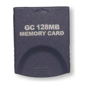 NedRo, 128 MB Memory for Nintendo Wii and Gamecube 4001, Nintendo Wii, 4001, EtronixCenter.com