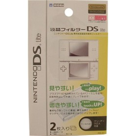 Oem - Nintendo DS Lite HORI Screen protector film display - Nintendo DS Lite - YGN362