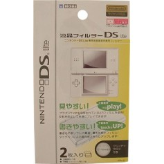 Nintendo DS Lite HORI Screen protector film display
