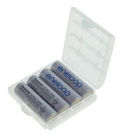 Eneloop - Panasonic Eneloop AA HR6 R6 Rechargeable Battery - Size AA - NK030-CB www.NedRo.us