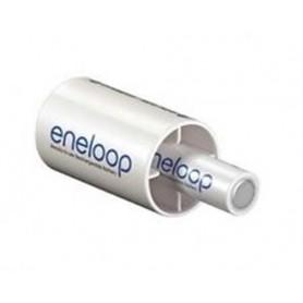 Panasonic - Panasonic Eneloop Adapter AA R6 to Baby C - Battery accessories - BS142-CB www.NedRo.us