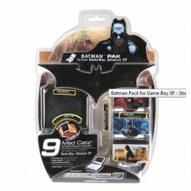 Batman Pack for Nintendo GBA SP YGN403