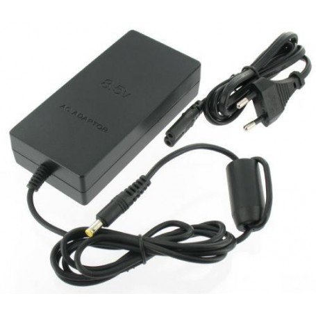 NedRo, AC Power Adapter for Playstation 2,70004,75004,77004 and Slimline YGP208, PlayStation 2, YGP208, EtronixCenter.com