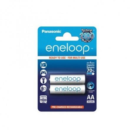 Eneloop - AA HR6 Panasonic eneloop Rechargeable Battery - 2 pcs - Size AA - ON1311-CB