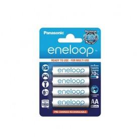 Eneloop - AA HR6 Panasonic Eneloop Recharable Battery - Size AA - NK267-CB www.NedRo.us