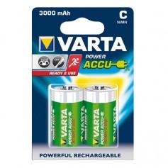 Varta, Varta Reachargable Baby C 3000mAh, Size C D and XL, ON1328-CB