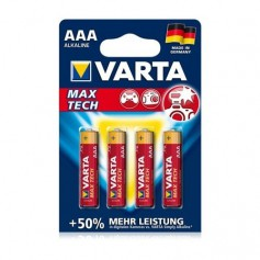 VARTA Max Tech LR03 / AAA / R03 / MN 2400 1.5V alkaline battery