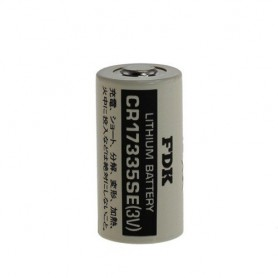 FDK - FDK Battery CR17335SE Lithium 3V 1800mAh bulk ON1339 - Other formats - ON1339 www.NedRo.us