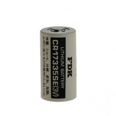 FDK Battery CR17335SE Lithium 3V 1800mAh bulk ON1339