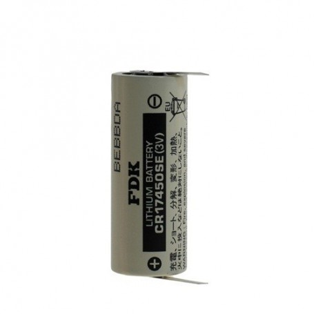 FDK, FDK Battery CR17450SE-T1 Lithium 3V 2500mAh, Other formats, ON1341-CB, EtronixCenter.com