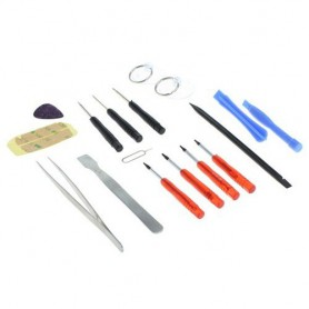 OTB - Toolset for Smartphones / Tablets / Macbooks - Screwdrivers - ON1346 www.NedRo.us