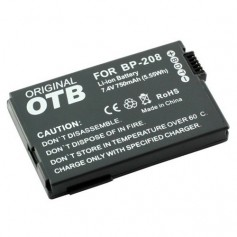 Battery for Canon BP-208 Li-Ion ON1391