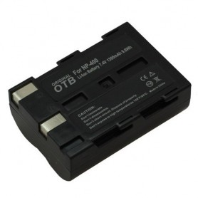 OTB - Battery for Minolta NP-400/Samsung SLB-1674/Pentax D-Li50 ON1410 - Konica Minolta photo-video batteries - ON1410