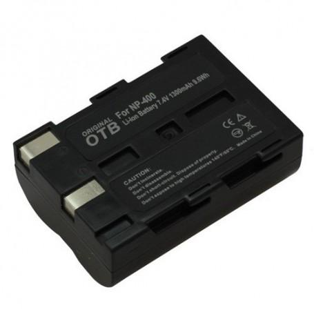 OTB - Battery for Minolta NP-400/Samsung SLB-1674/Pentax D-Li50 ON1410 - Konica Minolta photo-video batteries - ON1410 www.Ne...