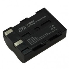 Battery for Minolta NP-400/Samsung SLB-1674/Pentax D-Li50 ON1410