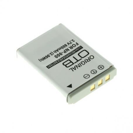 OTB - Battery for Minolta NP-900 Olympus LI-80B 800mAh ON1411 - Konica Minolta photo-video batteries - ON1411