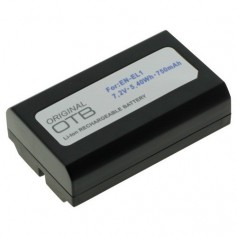 OTB - Battery for Nikon EN-EL1 / Konica Minolta NP-800 750mAh - Nikon photo-video batteries - ON1418