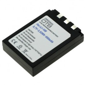 OTB - Battery for Olympus LI-10B / LI12B 950mAh ON1422 - Olympus photo-video batteries - ON1422 www.NedRo.us