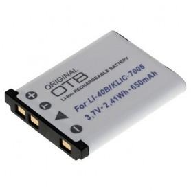 OTB - Battery for Olympus LI-40B/Nikon EN-EL10/Fuji NP-45 - Olympus photo-video batteries - ON1423