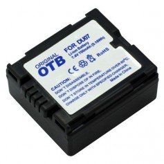 OTB - Battery for Panasonic CGA-DU7 Li-Ion ON1424 - Olympus photo-video batteries - ON1424