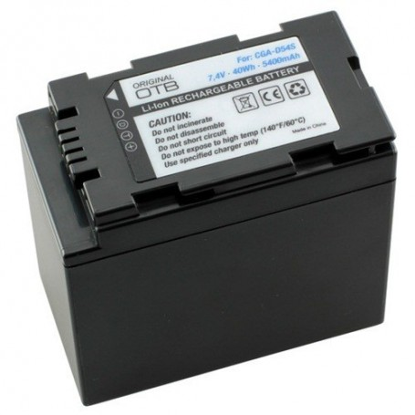 OTB, Battery for Panasonic CGA-D54S Li-Ion ON1428, Panasonic photo-video batteries, ON1428, EtronixCenter.com