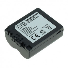 OTB - Battery for Panasonic CGR-S006 600mAh Li-Ion - Panasonic photo-video batteries - ON1431 www.NedRo.us