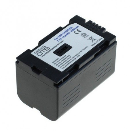 OTB, Battery for Panasonic CGR-D220 Li-Ion ON1433, Panasonic photo-video batteries, ON1433, EtronixCenter.com