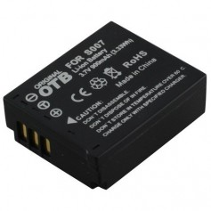 OTB - Battery for Panasonic CGA-S007 DMW-BCD10 900mAh - Panasonic photo-video batteries - ON1438