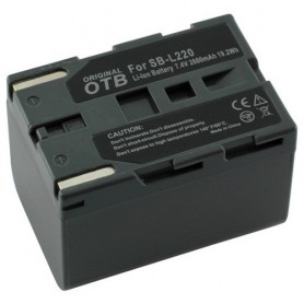 OTB, Battery for Panasonic Samsung SBL-SM160 ON1440, Panasonic photo-video batteries, ON1440, EtronixCenter.com
