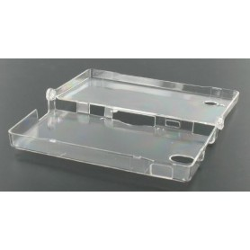 NedRo, Nintendo DSi Crystal Clear Case Transparant 49986, Nintendo DSi, 49986