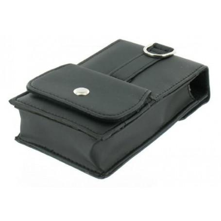 Oem - Nintendo DSi Leather Carry Bag Black 49987 - Nintendo DSi - 49987