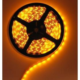 unbranded, Yellow 12V IP65 SMD3528 LED Strip 60LED/M, LED Strips, AL039-CB