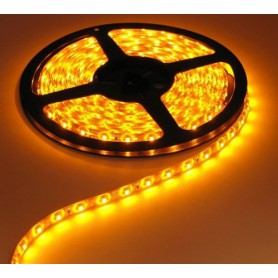 NedRo, Yellow 12V IP65 SMD3528 LED Strip 60LED/M, LED Strips, AL039-CB