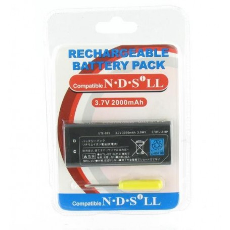 NedRo - Nintendo DSi XL Replacement Battery YGN741 - Nintendo DSi XL - YGN741 www.NedRo.us