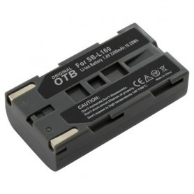 OTB, Battery for Samsung SB-L160 Li-Ion 2200mAh, Samsung photo-video batteries, ON1444, EtronixCenter.com