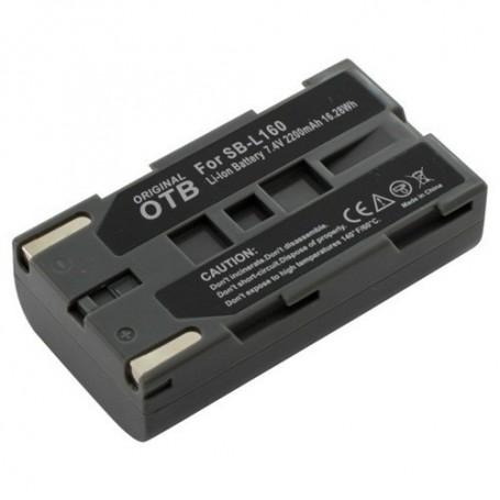 OTB, Battery for Samsung SB-L160 Li-Ion 2200mAh, Samsung photo-video batteries, ON1444, EtronixCenter.com