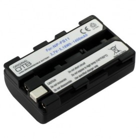 OTB - Battery for Sony NP-FS11 Li-Ion 1400mAh - Sony photo-video batteries - ON1449 www.NedRo.us