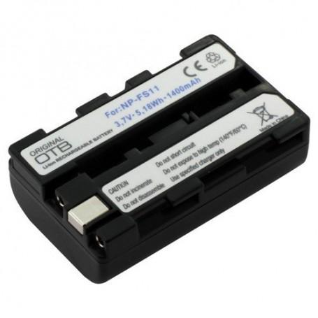 OTB - Battery for Sony NP-FS11 Li-Ion 1400mAh - Sony photo-video batteries - ON1449