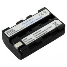 Battery for Sony NP-FS11 Li-Ion 1400mAh