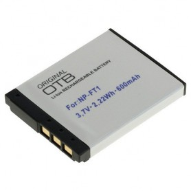 OTB, Battery for Sony NP-FT1 Li-Ion 600mAh, Sony photo-video batteries, ON1454, EtronixCenter.com