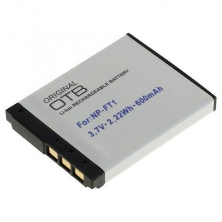 OTB - Battery for Sony NP-FT1 Li-Ion 600mAh - Sony photo-video batteries - ON1454