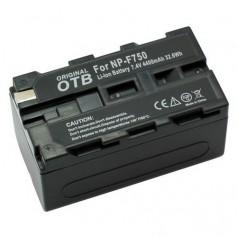 OTB - Battery for Sony NP-F750 Li-Ion 4400mAh - Sony photo-video batteries - ON1456
