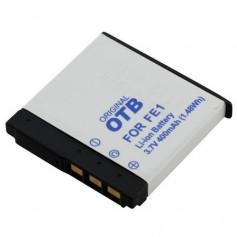 Battery for Sony NP-FE1 Li-Ion 400mAh