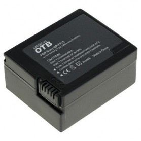 OTB - Battery for Sony NP-FF70 Li-Ion 1400mAh - Sony photo-video batteries - ON1459 www.NedRo.us