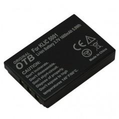 OTB - Battery for Kodak Klic-5001 / Sanyo DB-L50 Li-Ion ON1461 - Kodak photo-video batteries - ON1461