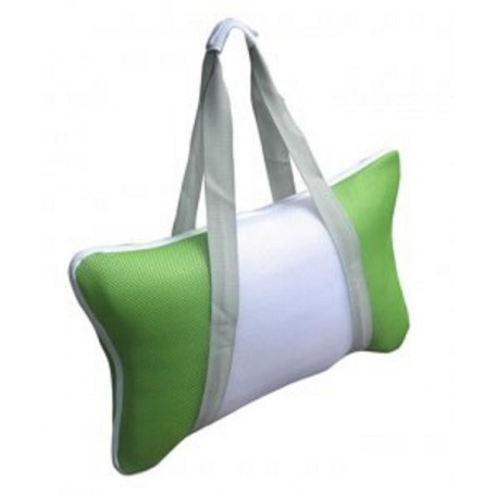 NedRo, WiiFit Balance Board Carry Bag Green/White 49977, Nintendo Wii, 49977, EtronixCenter.com