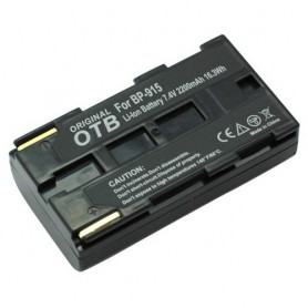 OTB - Battery for Canon BP-915 Li-Ion - ON1468 - Canon photo-video batteries - ON1468