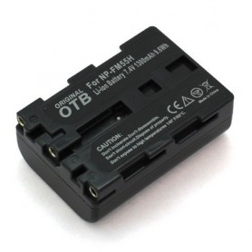 OTB, Battery for Sony NP-FM55H / NP-QM51 Li-Ion ON1473, Sony photo-video batteries, ON1473, EtronixCenter.com