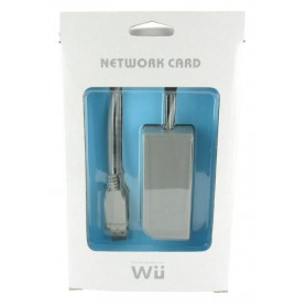NedRo, Network Card For Nintendo Wii Wii Mini en Wii U YGN560, Nintendo Wii, YGN560, EtronixCenter.com